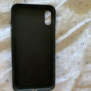Peel phone case for iPhone XS, brandnew, no case.
